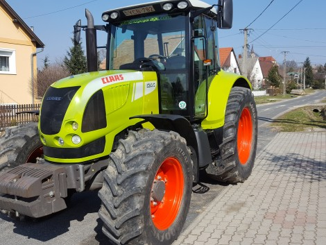 Claas Arion 620 fotó