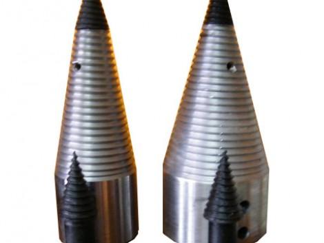 Fahasító kúp 80mm-es tartalék heggyel fotó