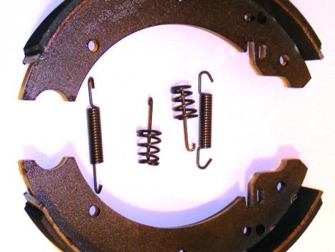 Claas Dominator és MEGA dobfékpofa szett 250x60mm fotó