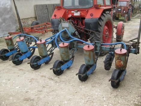SPC 6 kukorica vetőgép fotó