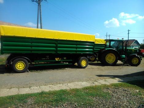 2 és 3 olalra billenős pótkocsik új felépítményekkel eladók fotó