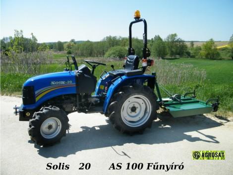 Fűnyíró 1m kis traktorra max 20 LE . Japán traktorra ! fotó