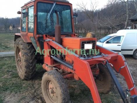 Homlokrakodós traktort KERESEK! fotó