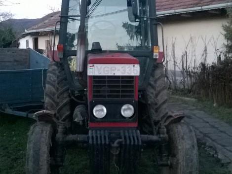 MTZ 550 EMK fotó