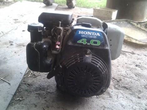 Honda oldalkihajtásos 4T motor eladó fotó