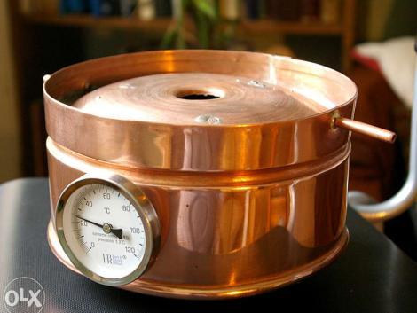 Pisztóriusz tányér pálinkafőzőhöz fotó