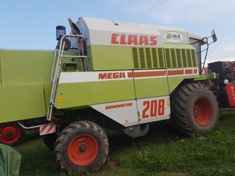 Claas 208 fotó