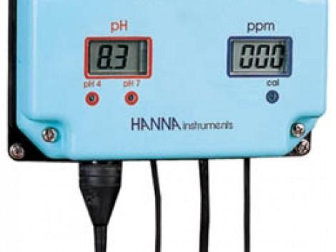 HI 981405 pH‐ és vezetőképesség‐mérőműszer fotó