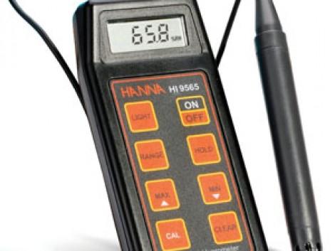 HI 9564 és HI 9565 Kézi páratartalom-mérők fotó