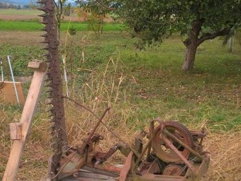 Kemper fűkasza eladó fotó