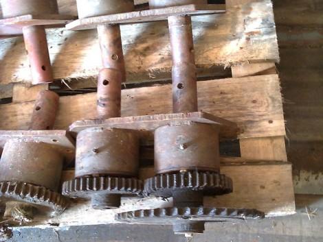 Mezőgép Késes ágaprítóhoz hajótengelyek kpl.eladó fotó