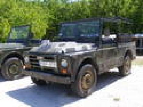 FIAT CAMPAGNOLA komoly katonai terepjáró műszaki vizsgával fotó