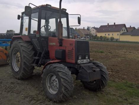 mtz 952 traktor fotó