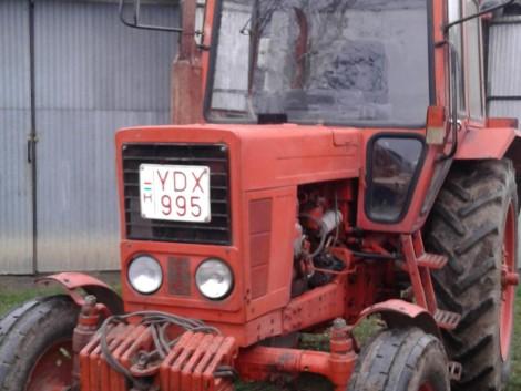 MTZ 550 E gyári állapotban fotó