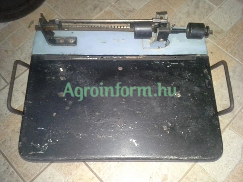 Mérleg (aktív) - kínál - Hajdúszoboszló - Agroinform.hu