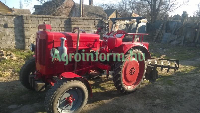 Hanomag traktor eladó lejárt kínál dunaföldvár
