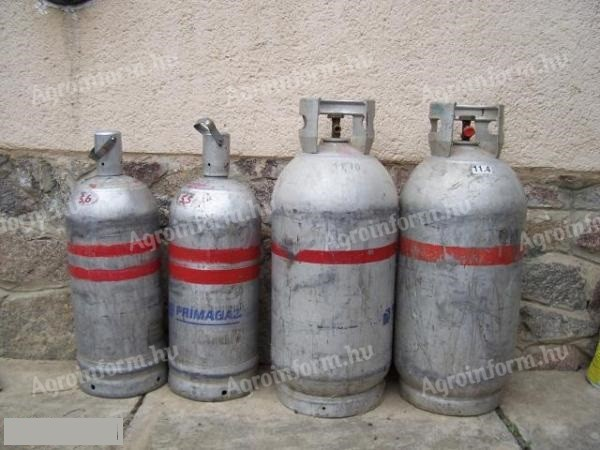 11 5 Kg gázpalack mérete