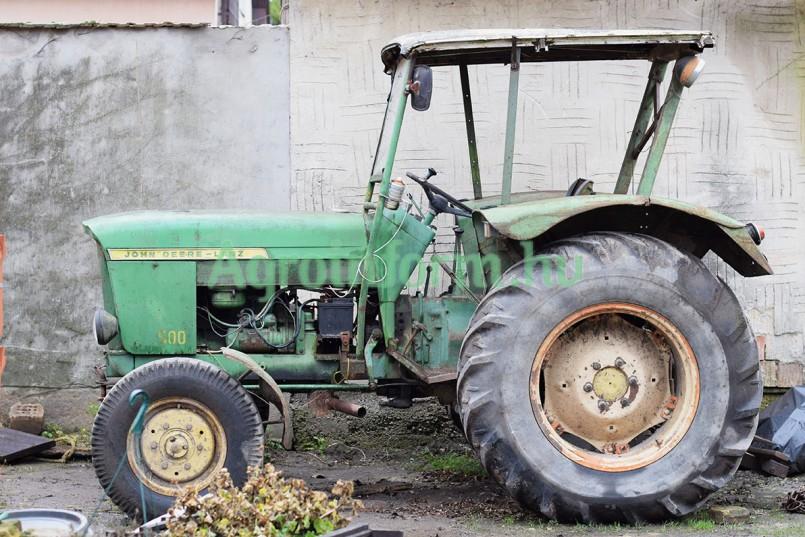 john deere lanz 500 traktor elad akt v k n l. Black Bedroom Furniture Sets. Home Design Ideas