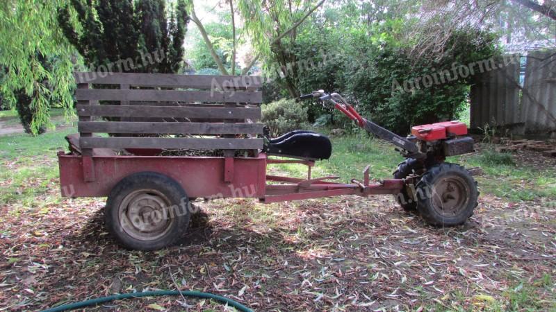 Kerti traktor