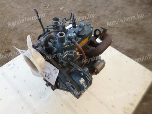 Kubota motor alkatrész