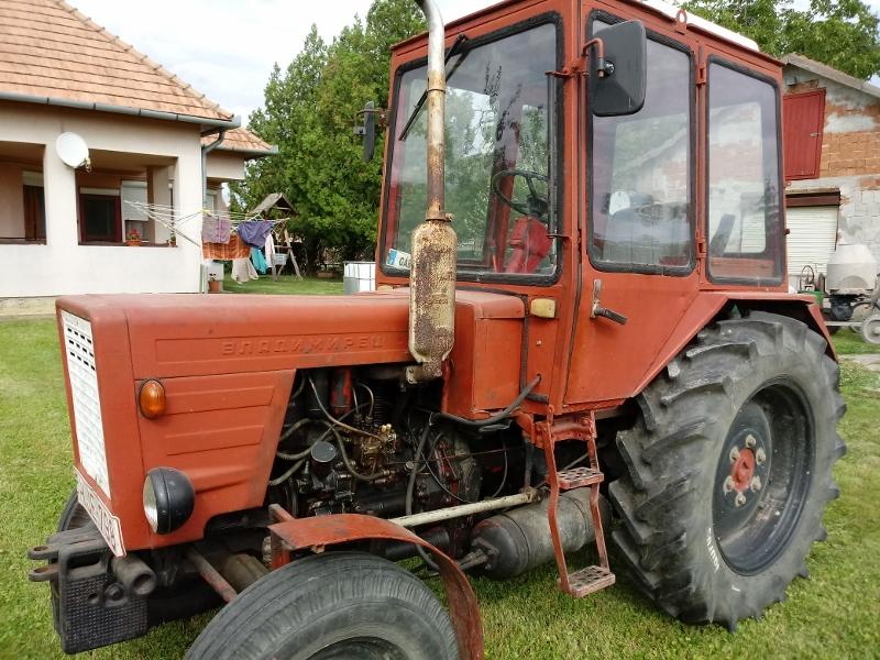 T25 traktor potkocsi