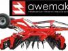 Félig függesztett germinátor/kombinátor/kompaktor Awemak Agrikuler 600