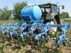 ORS-6/3FM 1000 literes folyékony műtrágya adapterrel szerelt sorközművelő kultivátor