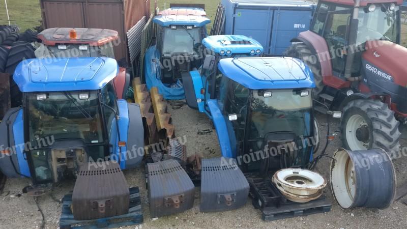 Bontott traktor alkatrészek
