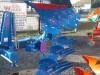 PR PR(PO)- 3 fejes réselt kormánylemezes váltva forgatós eke,  előhántolóval
