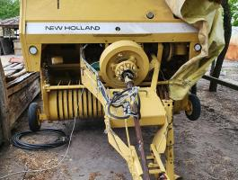 New holland D1000 bàlàzò eladò