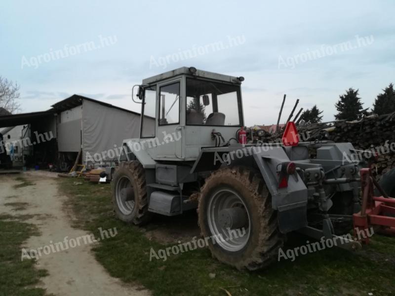 Skoda 180 traktor (aktív) - kínál - Pereszteg - 1.650.000 ...