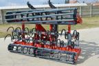 JANPOL Magágyelőkészítő kombinátor 2,5 m