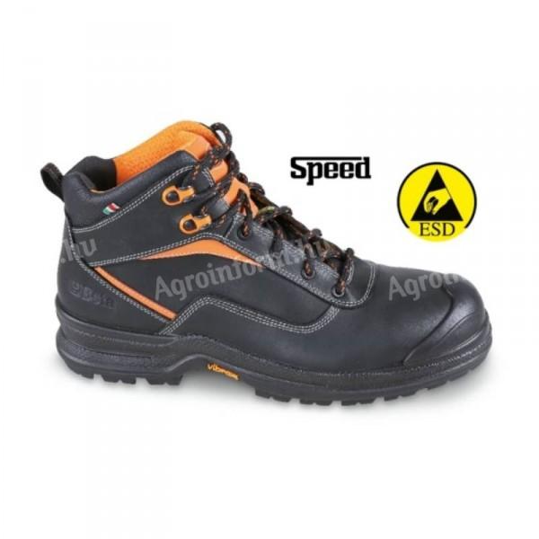 063a5533cf92 Beta 7291NA/48 Full-grain bőr munkavédelmi cipő, mérsékelten vízálló  poliuretán orrvédő erősítéssel és VIBRAM® PU/TPU talppal ESD |h_1524017 -  Agroinform.hu