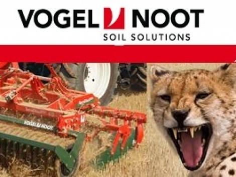 Vogel-Noot lazító, rövid tárcsa a Bábolnai Gazdanapokon (+Videó)