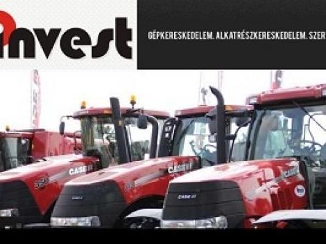 Invest gyaktorlati bemutató: Giga Case IH traktorok, Pöttinger munkagépek! (+ Videó)