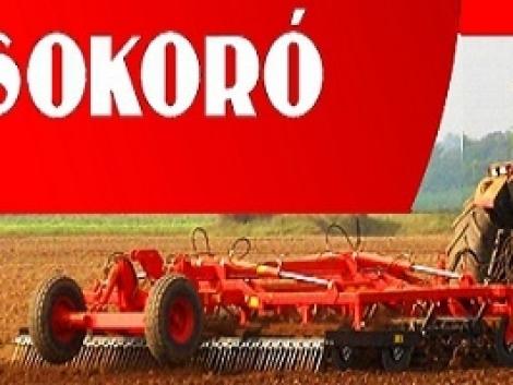 A SOKORÓ munkagépek bemutatkoznak: kultivátor, rövidtárcsa, henger magyar gyártótól! (+Videó!)