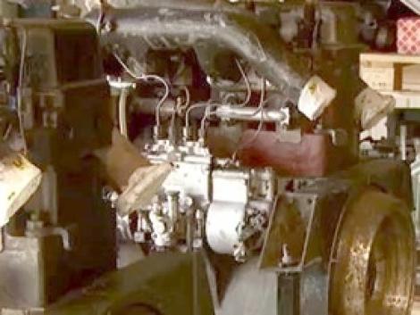 Fortuna Bt., ahol újjá születnek az öreg gépmotorok!