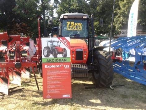 Gépbemutató premier és sok más érdekesség a debreceni Farmer Expo-n (+Képek!)