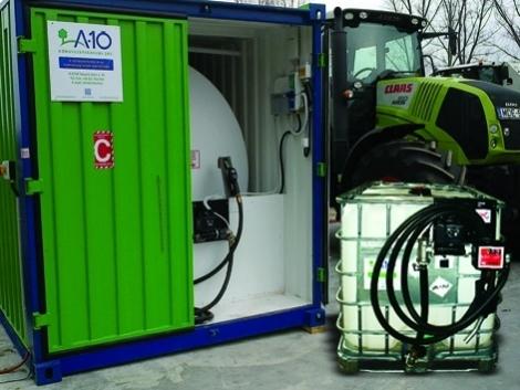 Takarítson meg pénzt a traktor, kombájn használata során! Megoldások a mezőgazdaságnak az A-10 Zrt.-től!