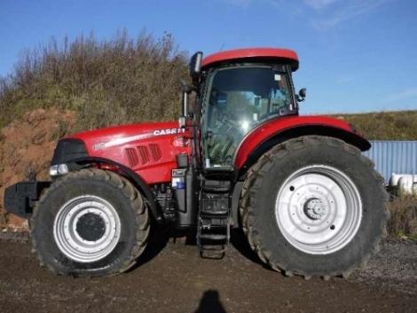 Új Case IH 170-esek a Dalmand Zrt.- nél - Az Invest Kft. takarékos traktorai (+ Videó!)