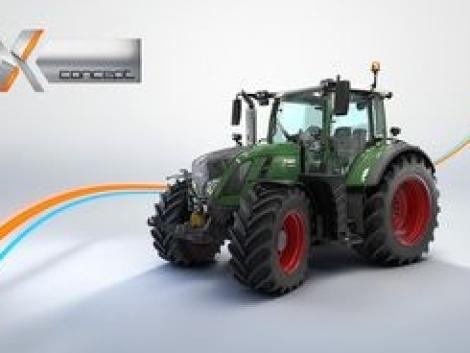 A Fendt bemutatta új X-Concept-jét: villamos generátorral ellátott 722-es Vario (+Videó!)