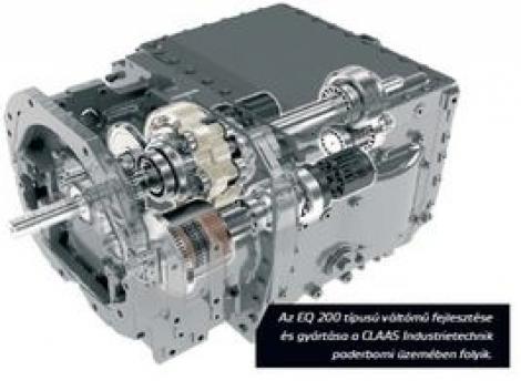 Már fokozatmentes váltóval is: CLAAS ARION 500/600