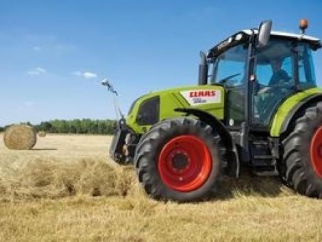 Az Axiál bemutatja a CLAAS ARION 400-as traktorcsaládot
