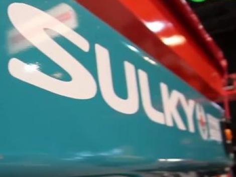 Sulky X40 ECONOV függesztett műtrágyaszóró Nemzetközi Termékfejlesztési Különdíjas (+VIDEO)