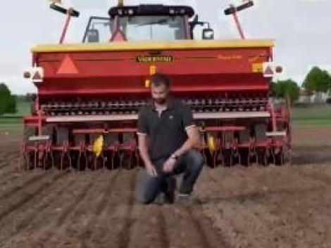 Talajművelés a Väderstad eszközeivel - kultivátorok és vetőgépek egyenesen Svédországból (+Videó)