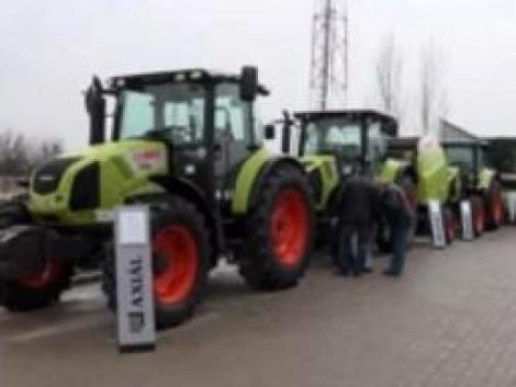 Axiál Kft. új telephelyet avatott! - Debrecen környékén minden a mezőgazdaságról szól!  (+Videó!)