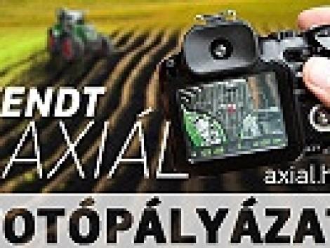 AXIÁL-Fendt játék