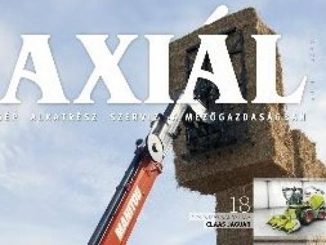 Olvasson bele az Axiál legújabb kiadványába! (Letölthető)
