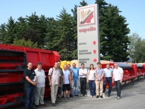 Ötven év tapasztalat az adaptergyártásában – az olasz Capello gyárban jártunk