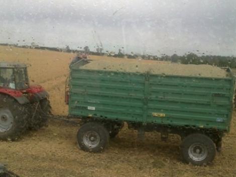 Szemhordás 2014 - Olvasóink kedvenc traktorai pótkocsikkal! (+Új képekkel!)